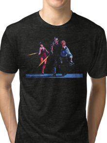 maggie , snake , president Tri-blend T-Shirt