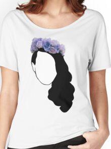 Lana Del Rey - Simplistic Women's Relaxed Fit T-Shirt