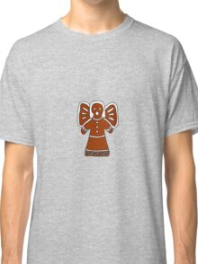 Gingerbread Angel Classic T-Shirt