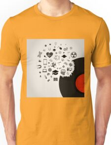 Science Vinyl Unisex T-Shirt