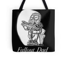 Fallout Dad (Black) Tote Bag