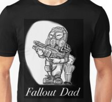 Fallout Dad (Black) Unisex T-Shirt