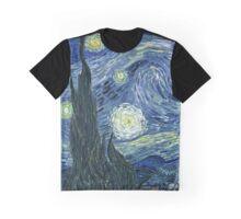 van gogh starry night Graphic T-Shirt