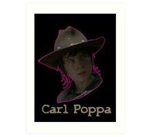 Carl Poppa Art Print