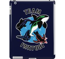 Team Iwatobi Variant iPad Case/Skin