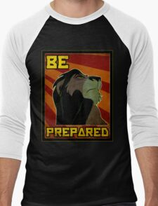 Be Prepared Men's Baseball ¾ T-Shirt