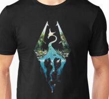 Skyrim dragonborn Unisex T-Shirt