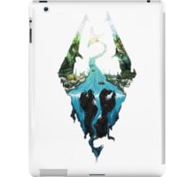 Skyrim dragonborn iPad Case/Skin