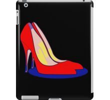 All You Need is Red Pumps iPad Case/Skin