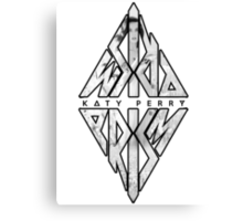 Prism Album 1 Canvas Print
