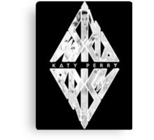 Prism Album - Tour Katy Perry Canvas Print