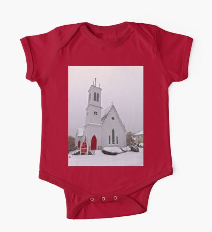 St. Paul's Episcopal Church One Piece - Short Sleeve