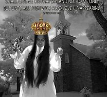 I SHALL WEAR A CROWN>>CROWN OF RIGHTEOUSNESS>> BIBLICAL>> PICTURE AND OR CARD by ✿✿ Bonita ✿✿ ђєℓℓσ