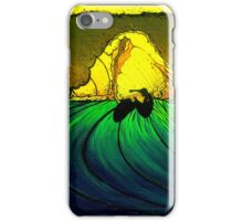 Sipping Jetstreams iPhone Case/Skin