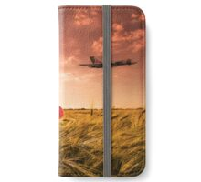 Vulcan Poppy Sunset iPhone Wallet/Case/Skin