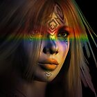RAINBOW WARRIOR  ...    two by shadowlea