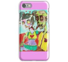 Zombie Lovin' iPhone Case/Skin