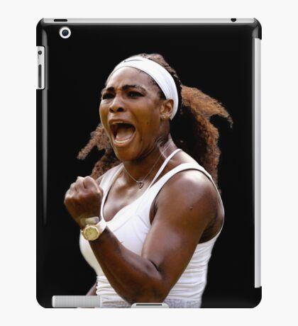 serena williams iPad Case/Skin