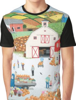 The Harvest Moon Graphic T-Shirt