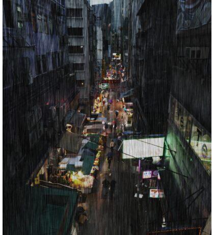 Hong Kong Noir, Market Sticker