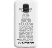 2014 Cup (Light) Samsung Galaxy Case/Skin