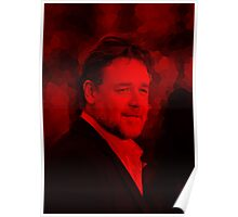 Russell Crowe - Celebrity (Life Pose) Poster