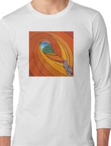Passage To Paradise Long Sleeve T-Shirt