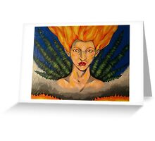 Colorado Rising Greeting Card