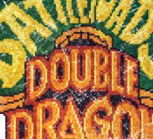 Battletoads + Double Dragon Sticker