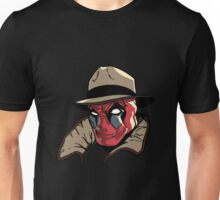 Deadpool is on the case! Unisex T-Shirt