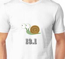 Funny Snail 13.1 (half marathon) Unisex T-Shirt