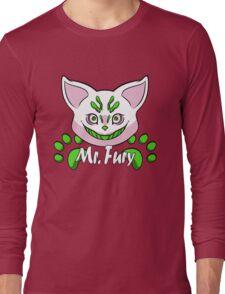 Mr Fury Green Variant Solo Long Sleeve T-Shirt