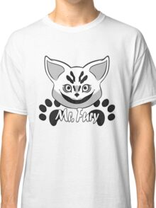 Mr Fury Grey Variant Solo Classic T-Shirt