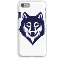 wolf come tough iPhone Case/Skin