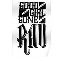 Good Girl Gone Rad Poster