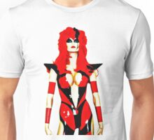 Sci-fi female character Unisex T-Shirt