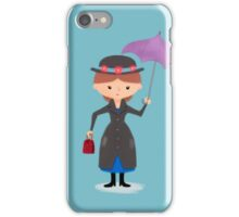 Mary Poppins 2 iPhone Case/Skin