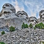RUSHMORE by JohnDSmith