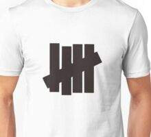 undefeated brown Unisex T-Shirt