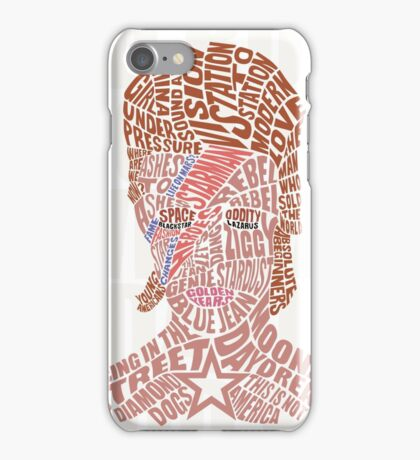 Nothing Has Changed iPhone Case/Skin