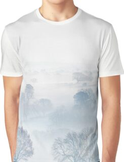 Ethereal Morning Mist Graphic T-Shirt