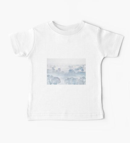 Ethereal Morning Mist Baby Tee