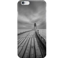 Whitby Pier, North Yorkshire, UK iPhone Case/Skin