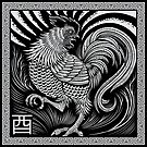 Year of the Rooster by Matt Curtis