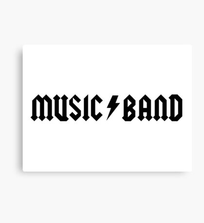 """Music Band – Buscemi, """"how do you do, fellow kids?"""" Canvas Print"""