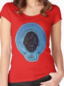 """Awaken, My Love!"" Women's Fitted Scoop T-Shirt"