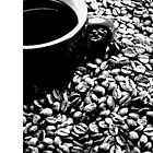 Coffee engraving by DavidMay