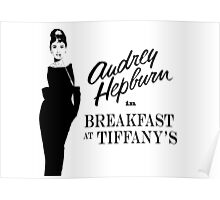 Breakfast at Tiffany's!  Poster