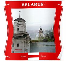 Belarus - The White Russia Poster