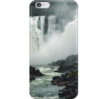 Iguaza Falls - No. 3 iPhone Case/Skin